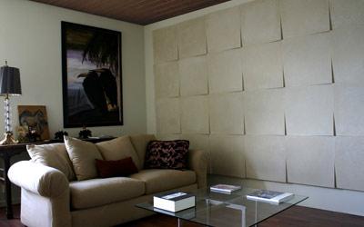 Warp Wall Panel