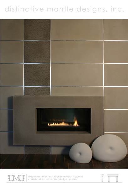 Element Mantel and Stone Cladding