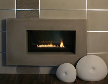 Element Stone Mantel