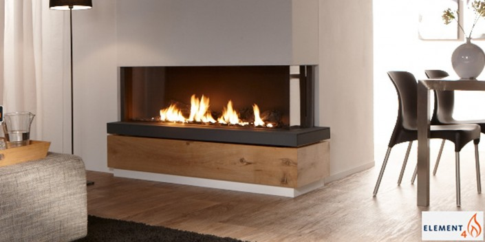 Bidore 140 Fireplace