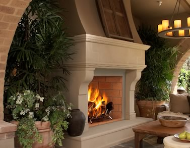 Portofino Fireplace