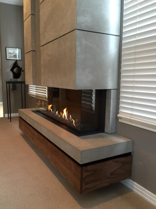 Trisore 140 Fireplace