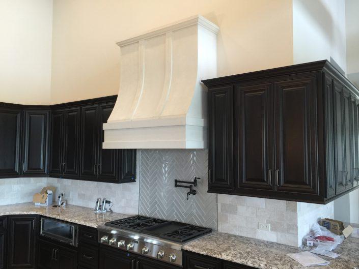 Custom Kitchen Hood